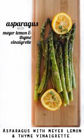 Asparagus-meyer-lemon-thyme-vinaigrette