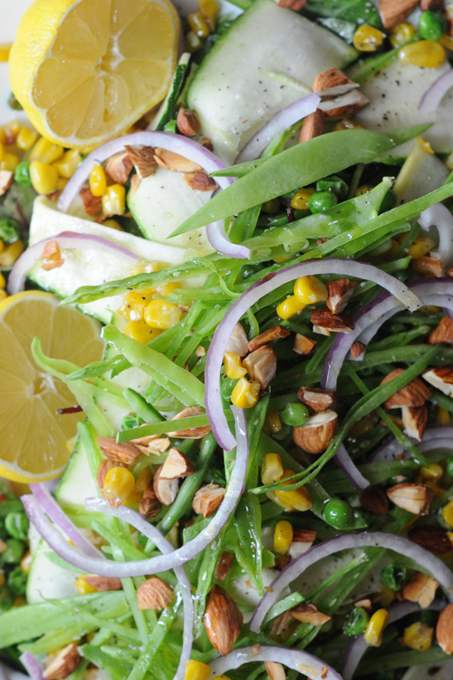 Simple-summer-salad
