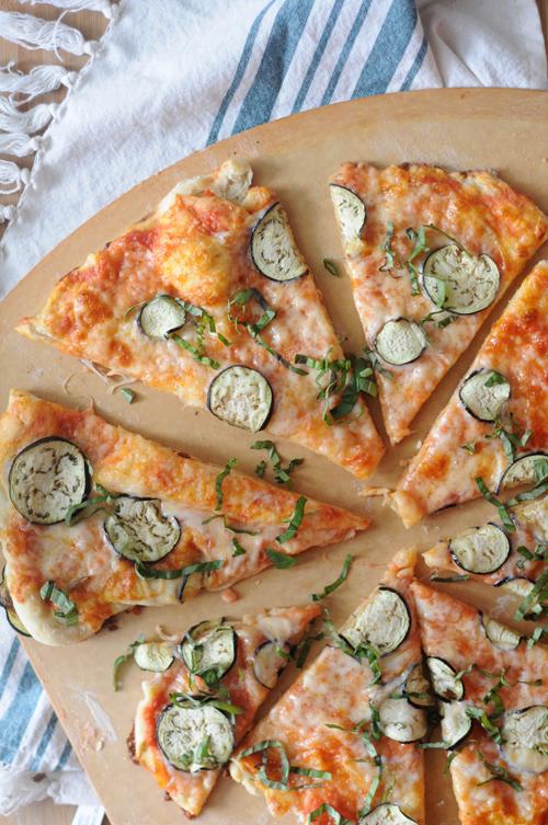 Eggplant-parmesan-pizza