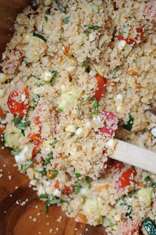 Couscous-bowl