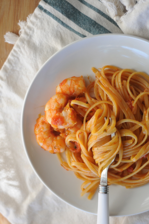 Shrimp-fra-diavolo
